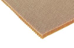 PK2 KEVLAR® HONEYCOMB N636 PARA-ARAMID FIBER